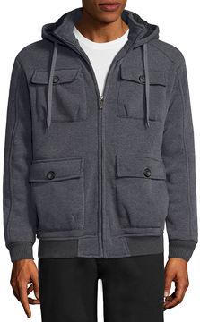 Asstd National Brand Fleece Jacket Midweight Fleece Jacket