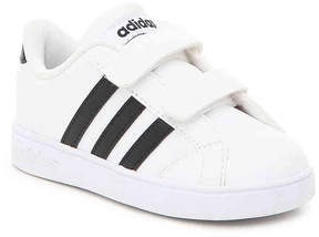 adidas Girls Baseline Infant & Toddler Sneaker