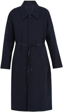 Acne Studios Milati point-collar coat