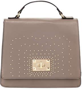 Neiman Marcus Bon Bon Studded Crossbody Bag