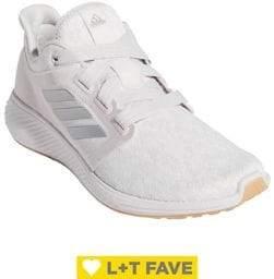 Adidas Women's Edge Lux 3 Shoes – White