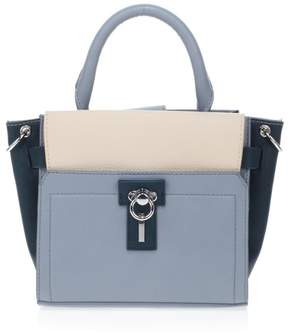 Danielle Nicole Mischa Colorblocked Mini Satchel