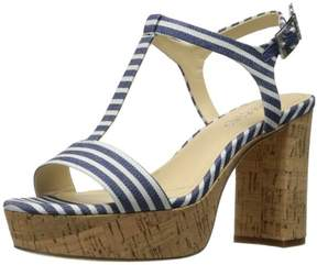 Charles David Charles by Womens Miller Open Toe Casual T-Strap Sandals
