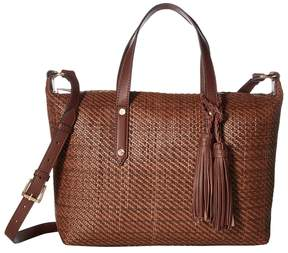 Tommy Bahama Grenadine Satchel Satchel Handbags