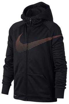 Nike Boy's Therma Dry Hoodie