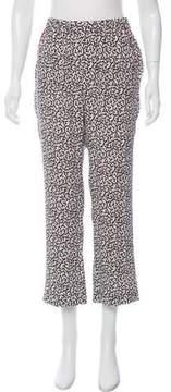 Piamita High-Rise Wide-Leg Pants w/ Tags
