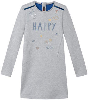 Catimini Happy Crewneck Dress