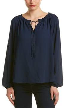 Eight Sixty Ruffle Blouse.