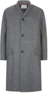 Kolor Wool-Cashmere Coat
