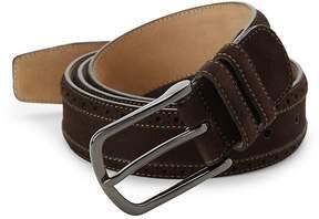 Mezlan Men's Essential Suede Belt