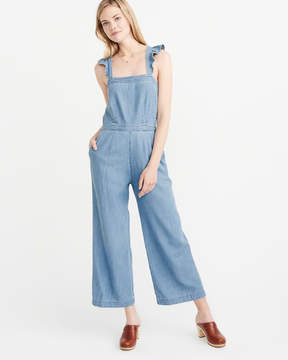 Abercrombie & Fitch Chambray Jumpsuit
