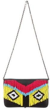 Les Petits Joueurs Micro Janis Fringe Bag