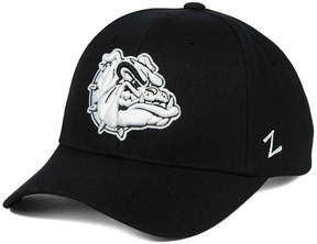 Zephyr Gonzaga Bulldogs Black & White Competitor Cap