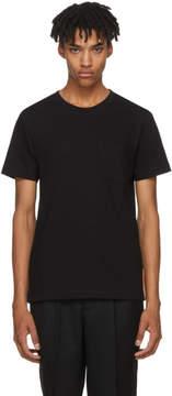 Nudie Jeans Black Kurt Worker T-Shirt