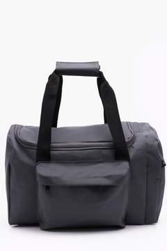 boohoo Charcoal Gym Bag