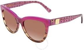 MCM Violet Gradient Cat Eye Ladies Sunglasses 639S 540
