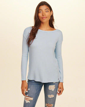 Hollister Must-Have Easy Waffle T-Shirt