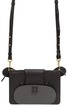 Anya Hindmarch Bear Leather Crossbody Bag