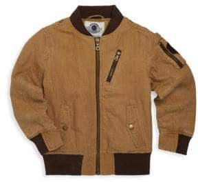 Urban Republic Little Boy's Cotton Bomber Jacket
