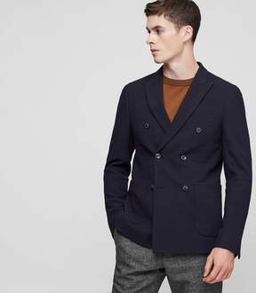 Reiss Timmy Double-Breasted Blazer
