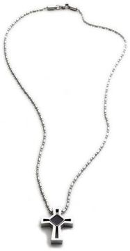 Lord & Taylor Men's Cross Necklace