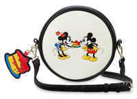 Disney Mouse Crossbody Bag by Loungefly