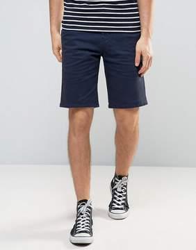 Element Howland Straight Chino Shorts in Navy