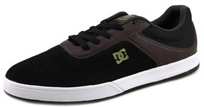 DC Mike Mo Capaldi S Round Toe Leather Sneakers.