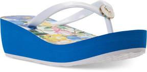 Polo Ralph Lauren Little Girls' Borolla Ii Flip-Flop Thong Sandals from Finish Line