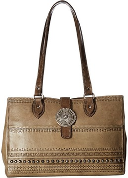 American West - Trading Post Shopper Tote Tote Handbags