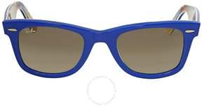 Ray-Ban Original Wayfarer Grey Gradient Wayfarer Sunglasses RB2140 113471