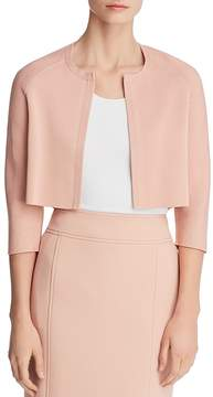 BOSS Fatilde Cropped Bolero Jacket
