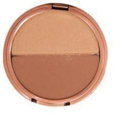 Mineral Fusion Luster Bronzer Duo by 0.29oz Bronzer)