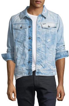 G Star G-Star 3301 Deconstructed Slim-Fit Jacket