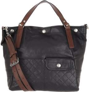 Frye Leather Samantha Quilted Shoulder Bag