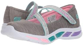 Skechers Litebeams 10957L Lights Girl's Shoes