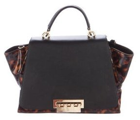 ZAC Zac Posen Leather Eartha Satchel