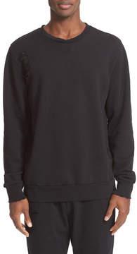 Drifter Brendan Destroyed Sweatshirt