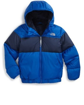 The North Face Toddler Boy's Moondoggy 2.0 Water Repellent Down Jacket