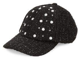 Collection 18 Embellished Baseball Cap