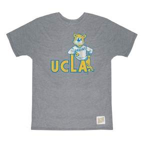 Original Retro Brand Men's UCLA T-Shirt - Grey