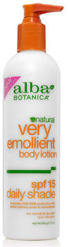 Daily Shade Formula Body Lotion SPF15 by Alba Botanica (12oz Lotion)