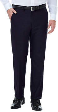 Haggar JM Stretch Deco Classic Fit Flat Front Suit Pants