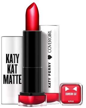 COVERGIRL® Katy Kat Matte Lipstick
