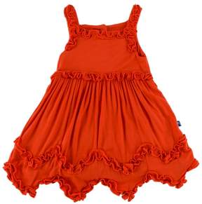 Kickee Pants Poppy Dress & Bloomer-Toddler