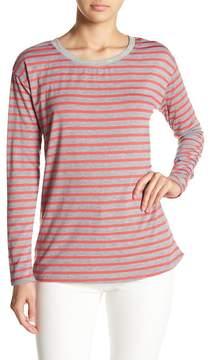 Socialite Striped Long Sleeve Shirt