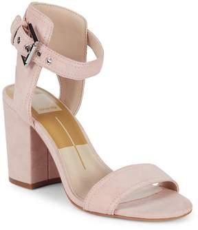 Dolce Vita Women's Calissa Suede Sandals