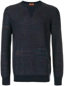 Missoni tonal sweater