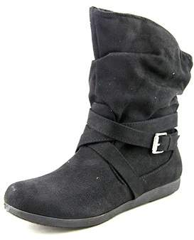 Rampage Cresting Women's Slouchy Mid Calf Boots.