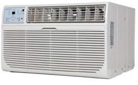 Keystone 12000 BTU 230V Remote-Controlled Through-the-Wall Air Conditioner